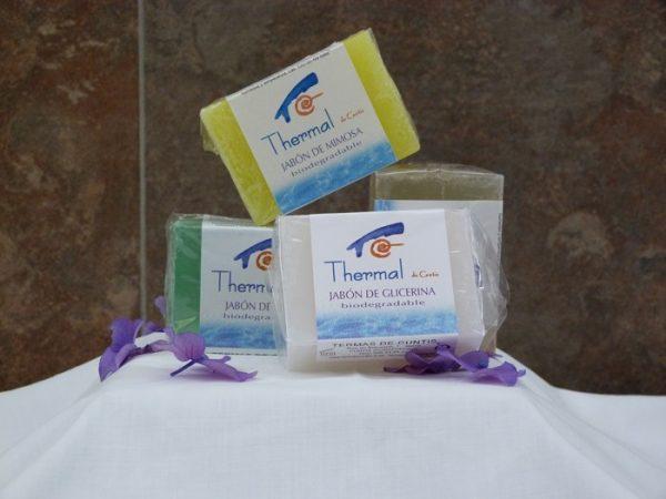 Jabón (pack de 3 pastillas)
