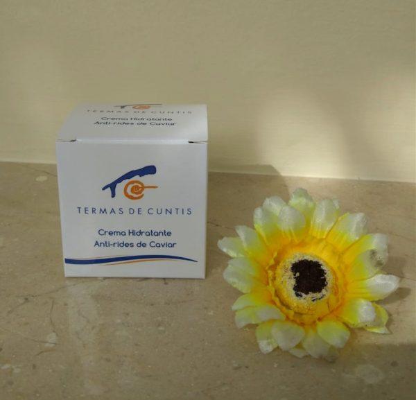 Crema Hidratante Antiarrugas *